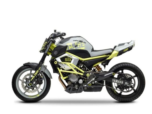 Yamaha Moto Cage Six Concept Yamaha Moto Cage Six Concept Intermot 03 635x476