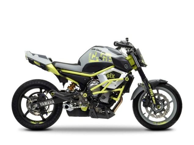 Yamaha Moto Cage Six Concept Yamaha Moto Cage Six Concept Intermot 04 635x476