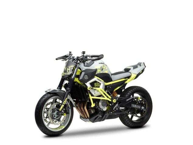 Yamaha Moto Cage Six Concept Yamaha Moto Cage Six Concept Intermot 05 635x476