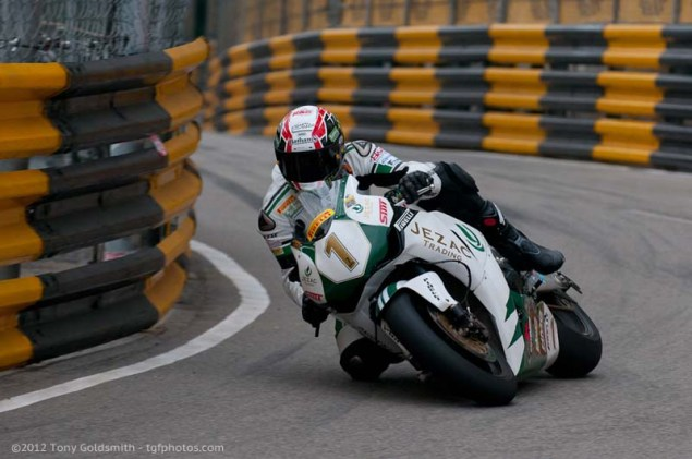 The 2012 Macau GP with Tony Goldsmith 2012 Macau GP Tony Goldsmith 09