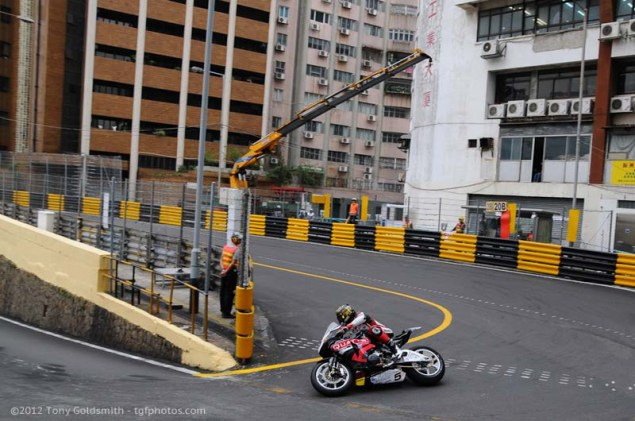 The 2012 Macau GP with Tony Goldsmith 2012 Macau GP Tony Goldsmith 14