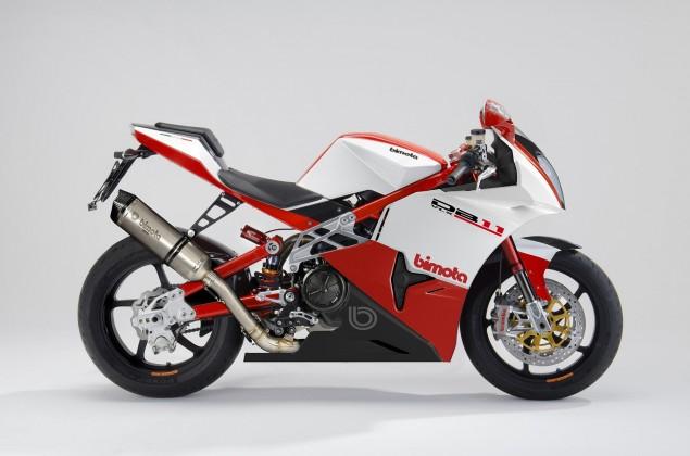 2013 Bimota DB11 VLX   Supercharged Italian Hotness 2013 Bimota DB11 VLX EICMA 635x420