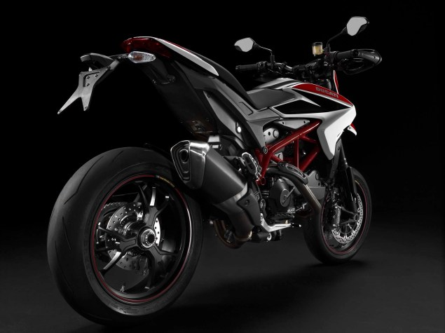 Hi Res: 20 Photos of the 2013 Ducati Hypermotard 2013 Ducati Hypermotard SP eicma 04 635x475