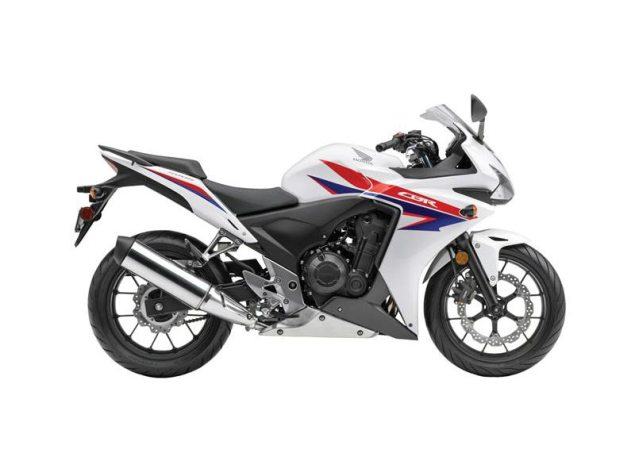 2013 Honda CBR500R   Priced at $5,999 for the USA 2013 Honda CBR500R 635x476