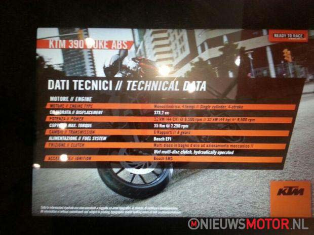 Leaked: 2013 KTM 390 Duke   373cc, 43hp, EFI, A2 Ready 2013 KTM 390 Duke leak 04