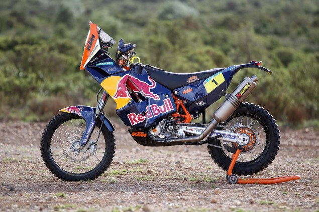 Photos: 2013 KTM Rally Team 2013 KTM Rally Team 16 635x423