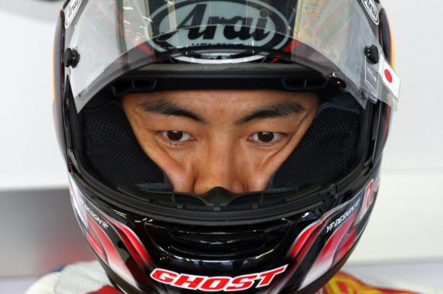 MotoGP: Aoyama in for Hernandez at Valencia...And After? Hiroshi Aoyama HRC WSBK 635x421