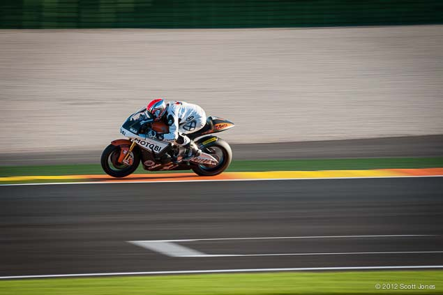 Monday at Valencia with Scott Jones Monday Valencia Test Moto2 Scott Jones 13