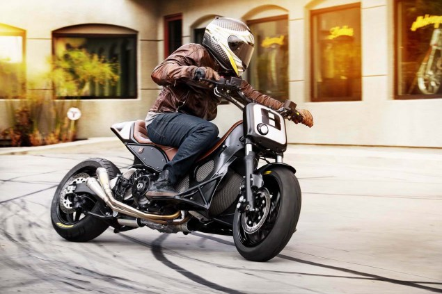 Roland Sands Hypermodifies the 2012 Yamaha Tmax 530 Roland Sands Yamaha Tmax 530 12 635x423