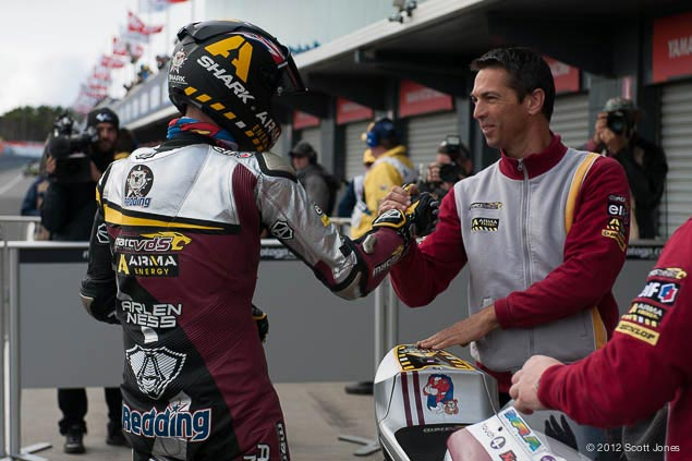 A Minimum Rider & Bike Weight Rule Coming for Moto2? Scott Redding Moto2 Phillip Island Scott Jones