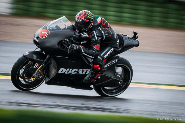 Tuesday at Valencia with Scott Jones Tuesday Valencia Test MotoGP Scott Jones 11