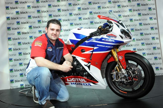 Honda TT Legends Fields Dream Team for 2013 2013 Honda TT Legends Team Launch 06 635x422