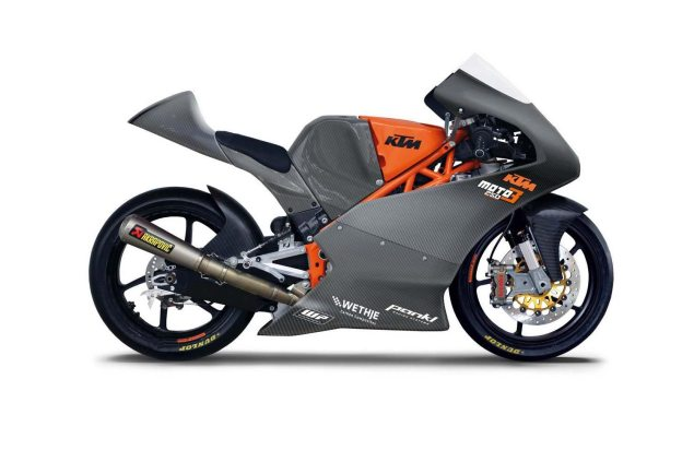 A Year in Review with Asphalt & Rubber: 2012 2013 ktm moto3 250 gpr production racer1 635x423