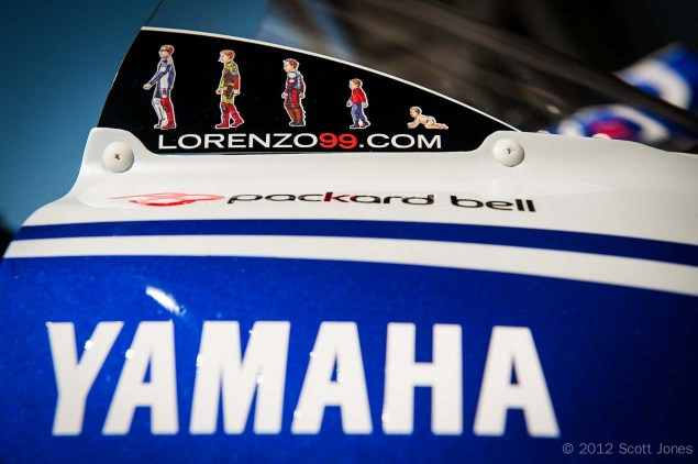 Jorge Lorenzo's 2012 MotoGP Championship: A Triumph Of Consistency – Part 2 Jorge Lorenzo 08 635x422