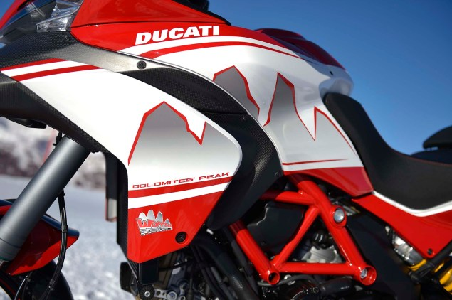 Ducati Multistrada 1200 S Dolomites Peak Edition 2013 Ducati Multistrada 1200 S Dolomites Peak 13 635x422