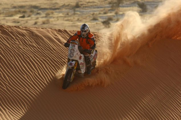 RIP: Frances Thomas Bourgin Killed During Dakar Rally Thomas Bourgin 635x423