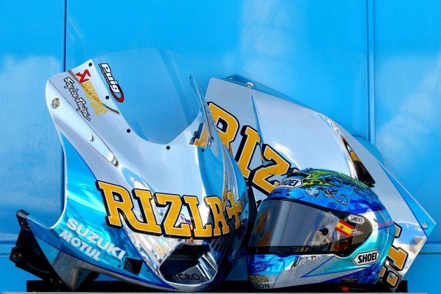 MotoGP: Davide Brivio Plays Down Suzuki Link rizla suzuki micron livery 635x423