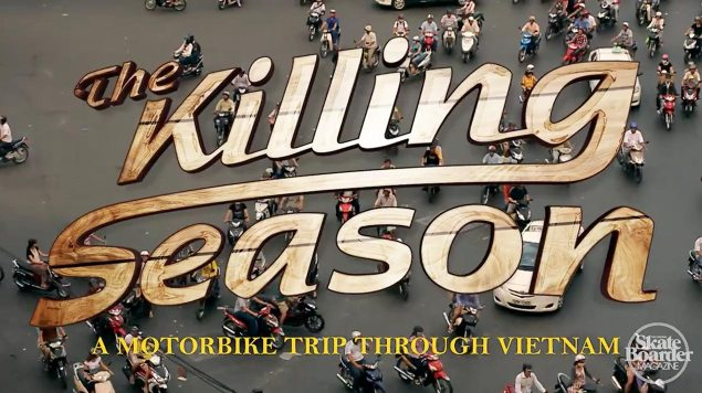 The Killing Season    A Motorbike Trip Through Vietnam the killing season 635x356