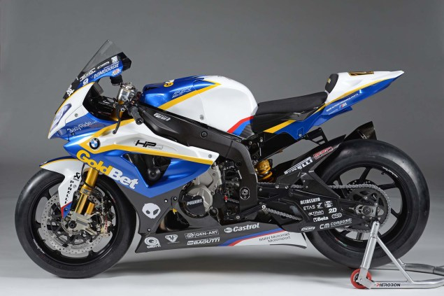 XXX: BMW Motorrad GoldBet WSBK Spec S1000RR 2013 BMW S1000RR Goldbet WSBK Team 18 635x423
