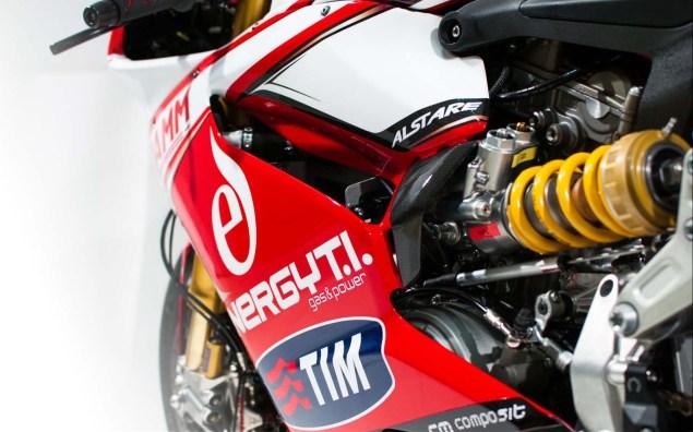 Photos: Ducati Alstare Unveils The WSBK Hotness 2013 Ducati Alstare 1199 Panigale R WSBK 04 635x396
