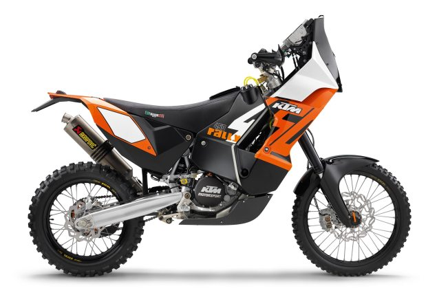 KTMs 2013 Factory Rally Team: Despres Out, Caselli In ktm 450 rally 635x432