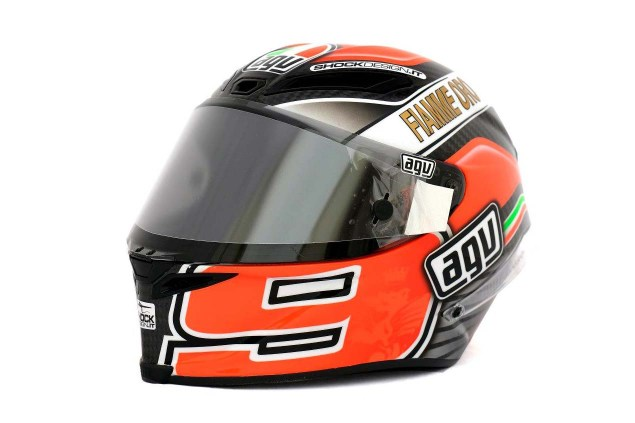 Photos: The Five AGV Pista GP Helmets in MotoGP AGV Pista GP MotoGP Danilo Petrucci 2 635x423