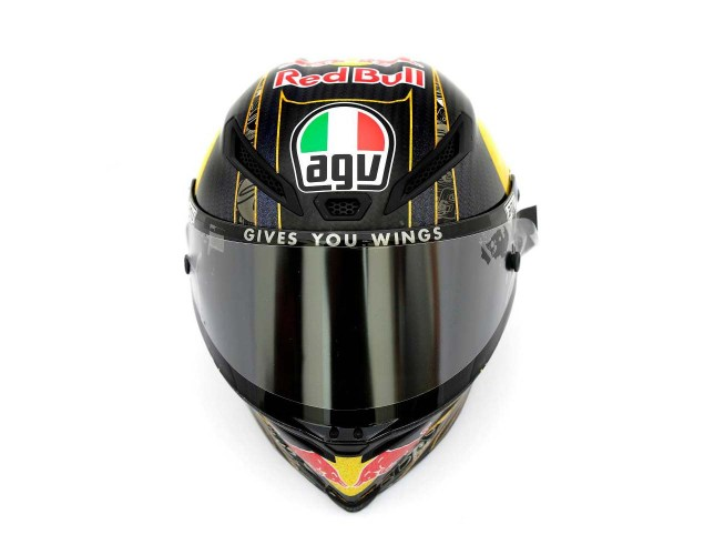 Photos: The Five AGV Pista GP Helmets in MotoGP AGV Pista GP MotoGP Stefan Bradl 01 635x500