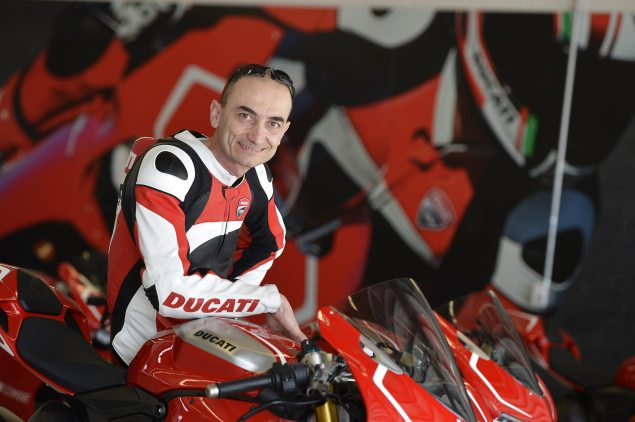 Confirmed: Claudio Domenicali Appointed CEO of Ducati, Gabriele del Torchio Leaves for Alitalia Claudio Domenicali 635x422