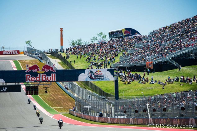 Saturday Summary at Austin: Of Maiden Poles & Riding a Punishing Track Saturday COTA MotoGP Scott Jones 02 635x422