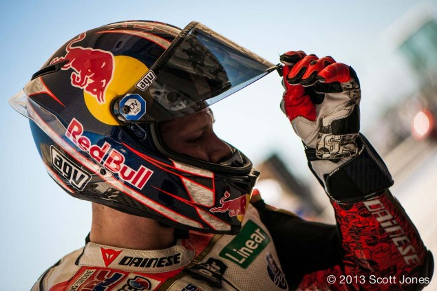 Rating the Riders of MotoGP: Stefan Bradl – 7/10 Saturday COTA MotoGP Scott Jones 15 635x423