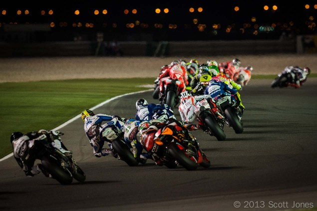 Trackside Tuesday: The Story Begins Scott Jones MotoGP Qatar T2 out 635x422