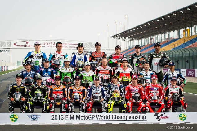 MotoGP Silly Season Nearly Done   A Look at the Likely Rider Lineup for the 2014 Season Thursday Qatar GP MotoGP Scott Jones 20 635x422