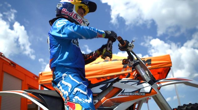 Ronnie Renner Rides the KTM Freeride E Electric Dirt Bike robbie renner ktm freeride e 635x355