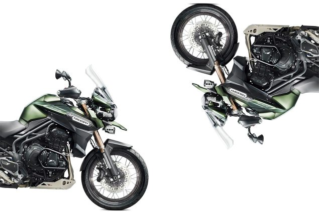 Recall: 2012 2013 Triumph Explorer & Triumph Explorer XC  2012 2013 triumph explorer xc recall 635x423