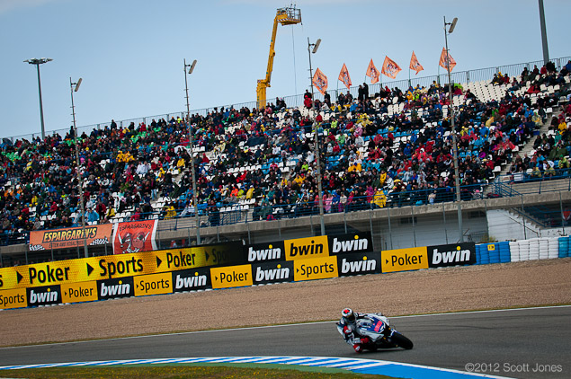 Preview of Jerez: The Season Starts in Earnest in Andalucia 2012 Spanish GP Jerez Saturday Scott Jones 15