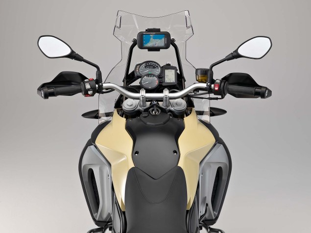 BMW F800GS Adventure   Germanys Middleweight ADV 2013 BMW F800GS Adventure studio still 06 635x476