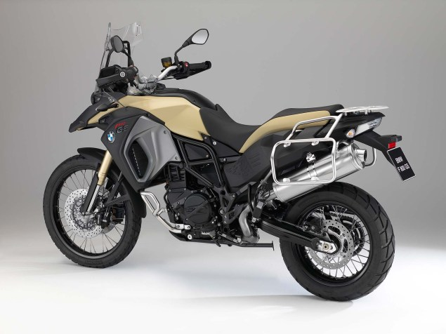 BMW F800GS Adventure   Germanys Middleweight ADV 2013 BMW F800GS Adventure studio still 07 635x476
