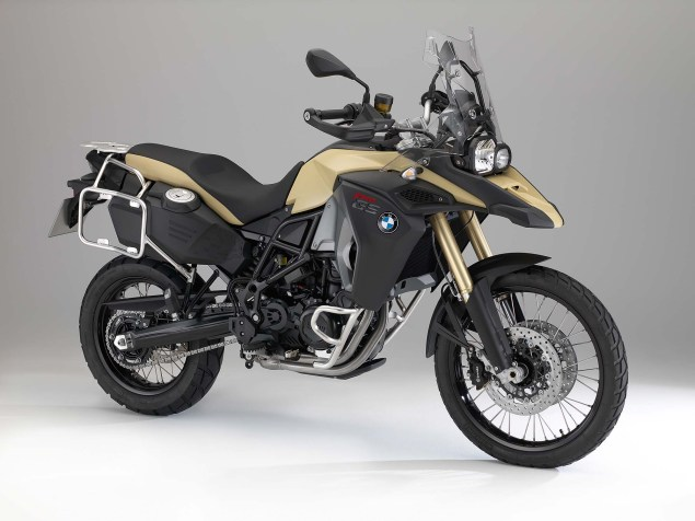 BMW F800GS Adventure   Germanys Middleweight ADV 2013 BMW F800GS Adventure studio still 08 635x476