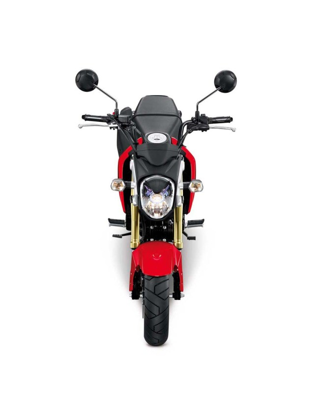 Say Hello to the 2013 Honda...Grom? 2013 Honda Grom 05 635x806