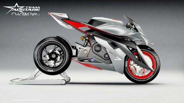Alstare Superbike Concept by Team Alstare Alstare Superbike Concept Rusak Tryptik 12