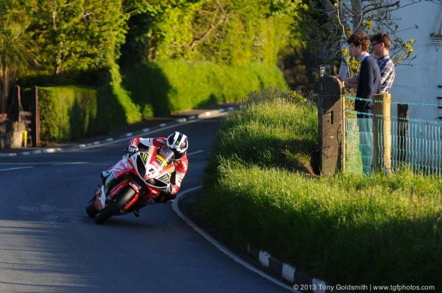 IOMTT: Barregarrow with Tony Goldsmith Barregarrow Isle of Man TT Tony Goldsmith 01 635x421