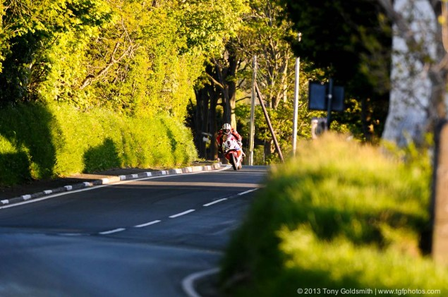 IOMTT: Barregarrow with Tony Goldsmith Barregarrow Isle of Man TT Tony Goldsmith 02 635x421