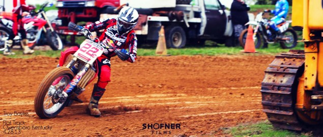 Video: Kentucky Flat Track with JD Beach and Troy Bayliss JD Beach Troy Bayliss Kentucky flat track 03 635x269