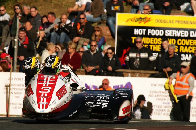 IOMTT: Quarterbridge with Richard Mushet Quarterbridge Isle of Man TT Richard Mushet 04 635x423