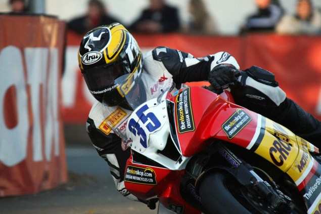 IOMTT: Quarterbridge with Richard Mushet Quarterbridge Isle of Man TT Richard Mushet 06 635x423