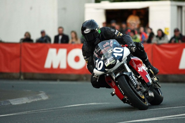 IOMTT: Quarterbridge with Richard Mushet Quarterbridge Isle of Man TT Richard Mushet 09 635x423