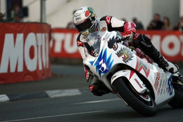 IOMTT: Quarterbridge with Richard Mushet Quarterbridge Isle of Man TT Richard Mushet 11 635x423