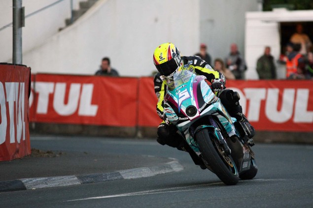 IOMTT: Quarterbridge with Richard Mushet Quarterbridge Isle of Man TT Richard Mushet 12 635x423