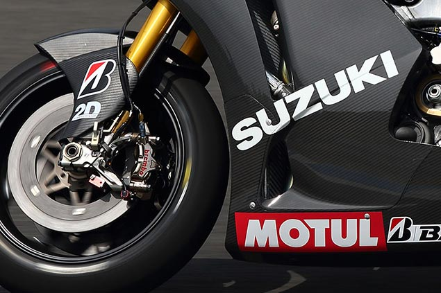 MotoGP: Lap Time Analysis from De Puniets Suzuki Test Suzuki MotoGP Racing Prototype
