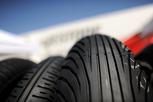 MotoGP: Bridgestone Denies Lorenzos Tire Accusations  bridgestone rain tires 635x423